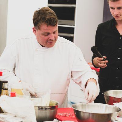 Šéfkuchař Ondřej Vykusa