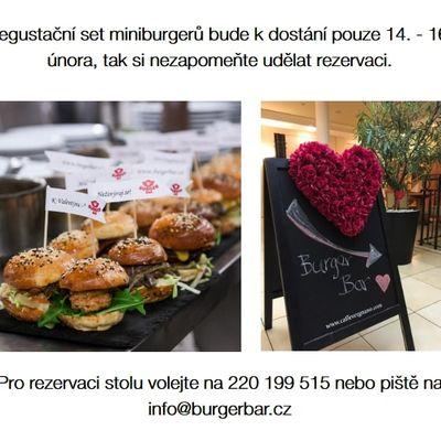 Valentýn v Burger Baru